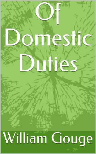 Of Domestic Duties