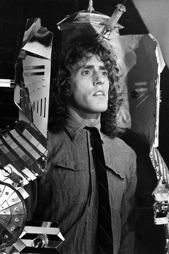 Roger Daltrey in Tommy coming out of machine 24x36 Poster