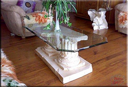 Interdecorshop Grec Table Basse Acropole Antique Table De
