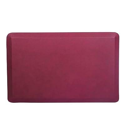 Buy Igreen Anti Fatigue Kitchen Mat Floor Mat For Kitchen 3 4 In Comfort Kitchen Rugs Foam Mat Red 2032 Online In Turkey B08qyrnkmj