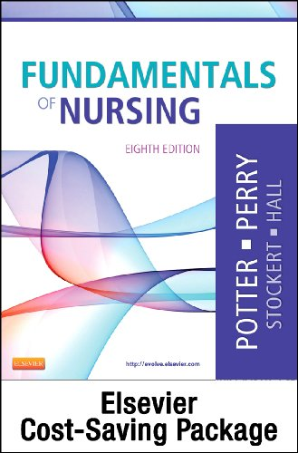 Fundamentals of Nursing Textbook and Mosby's Nursing Video Skills Student Version DVD 4e Package