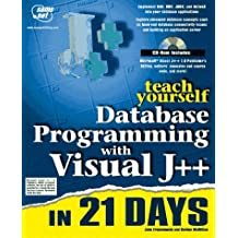 Teach Yourself Database Programming With Visual J++ in 21 Days