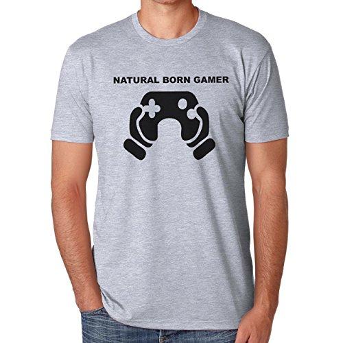 Natural Born Gamer Herren T-Shirt