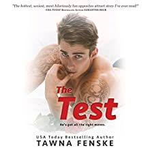The Test: The List, Book 2 Audiobook by Tawna Fenske Narrated by Joe Arden, Virginia Rose