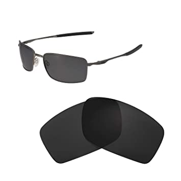 4dde9b1ba0 Walleva Replacement Lenses For Oakley Square Wire II(OO4075 Series)  Sunglasses - Multiple Options