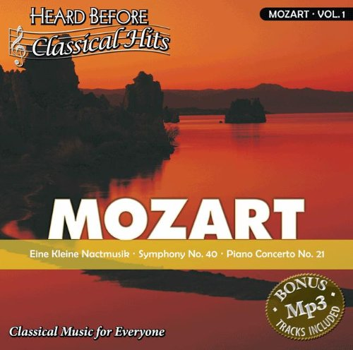 Mozart [vol. 1]: A Little Night Music, Symphony No. 40, Piano Concerto No. 2