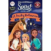 Spirit Riding Free: A Tricky Halloween (Passport to Reading Level 2)