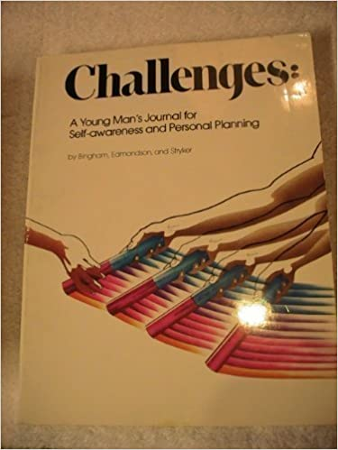 Challenges Young Mans Journal