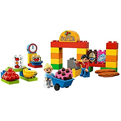 LEGO DUPLO My First Supermarket 6137: Toys & Games