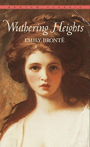 Books : Wuthering Heights (Bantam Classics)