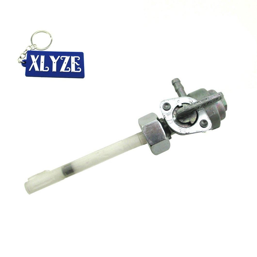 XLYZE M16x1.5 Fuel Gas Tank Petcock Tap Valve Switch for Honda CB900C CB750K CB550F CX500 CM400C NU50 Motorcycle