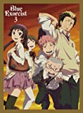 Blue Exorcist (Ao no Exorcist) 3 [w/ CD, Limited Release] [Blu-ray]