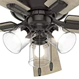 Hunter Fan Company 54208 Crestfield Indoor Low