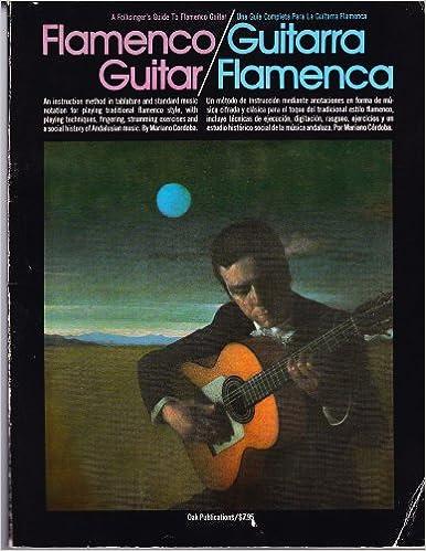 A Folksingers Guide to Flamenco Guitar: Amazon.es: Cordoba ...