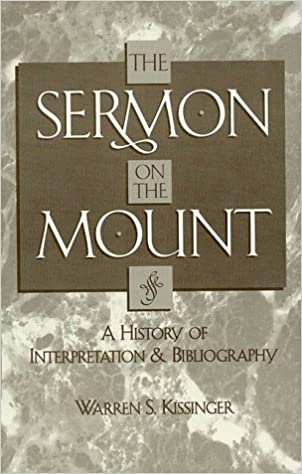 EXCLUSIVE The Sermon On The Mount: A History Of Interpretation And Bibliography (American Theological Library Association (ATLA) Bibliography Series). November jueves reported their Indie Contact