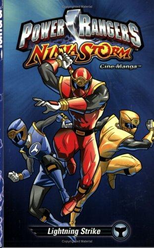 Power Rangers: Ninja Storm v. 2: Amazon.es: Douglas Sloan ...