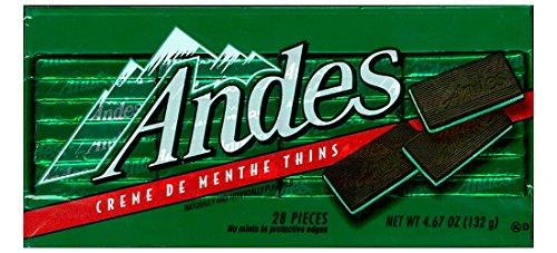 Andes Candy Creme de Menthe, 4.67 oz