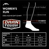 Darn Tough Women's Run 1/4 Ultra-Lightweight