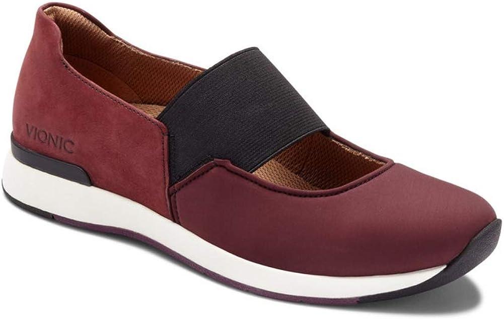 Vionic Mujeres Zapato de Piso, Talla