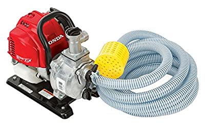 Honda Power Equipment - Commercial Grade General Purpose Water Pumps