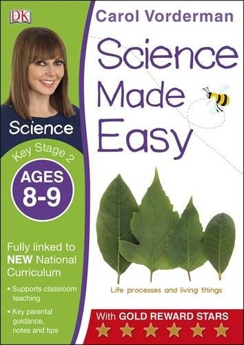 Science Made Easy Ages 8-9 Key Stage 2key Stage 2, Ages 8-9 (Carol Vorderman's Science Made (Evo Viii Stage)