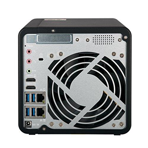 QNAP TS-453Be-2G-US 4-Bay Professional NAS. Intel Celeron Apollo Lake J3455 Quad-core CPU with Hardware Encryption by QNAP (Image #3)