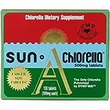 Sun Chlorella 500 mg 120 Tablets