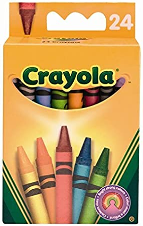 Crayola Mini Kids 52 – 016T – 16 triangular de lápices, 2 - Pack: Amazon.es: Hogar