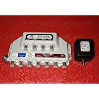 PPC EVOLUTION 9-PORT AMPLIFIER SIGNAL BOOSTER CABLE TV EVO1-9-U/U CATV