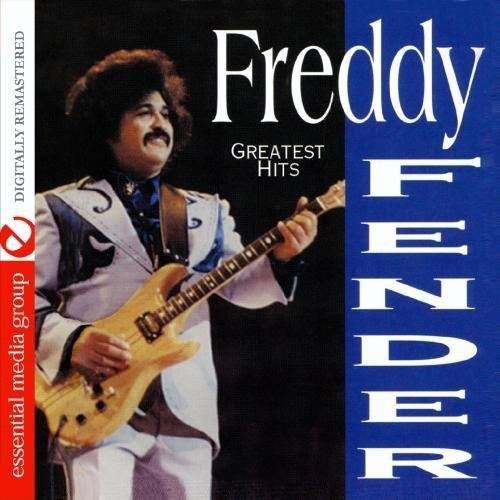 the best of freddy fender - 2