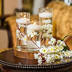 YCYH Floating Candles for Centerpieces – Bulk Pa
