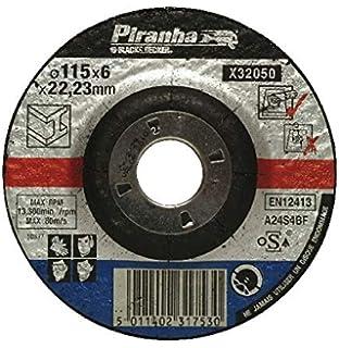 Piranha 60 g Drill Disc Set of 5
