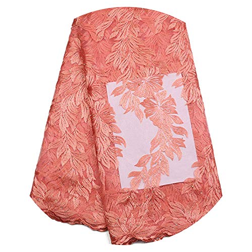 Asos Hipster - Newest African Lace Fabric, 3D Lace Fabric Color Lace, Nigeria Lace Fabric for ASO EBI Mr1965B,As Picture7