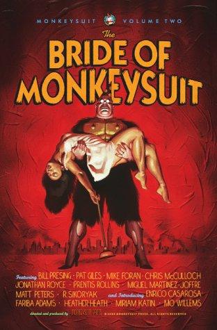 Download The Bride of Monkeysuit:Monkeysuit, Volume 2 ebook