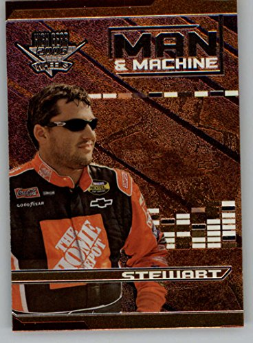 (2006 Wheels High Gear Man and Machine Drivers #MMA1 Tony Stewart NM-MT)