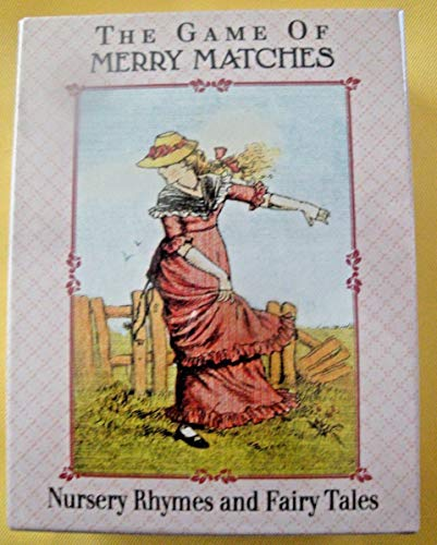 Rhymes Match Game - F.G.& CO The Game of Merry Matches Nursery Rhymes and Fairy Tales