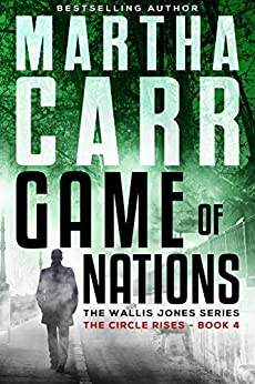 The Circle Rises (Game of Nations Book 4) by [Carr, Martha]