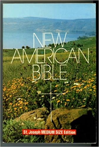 Textbook$ saint joseph edition of the new american bible.