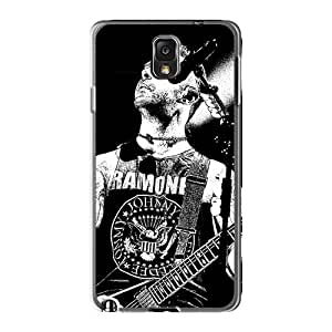 TammyCullen Samsung Galaxy Note3 Shock-Absorbing Hard Phone Cases Custom Fashion Apocalyptica Band Pictures [uAs18099AEBm]