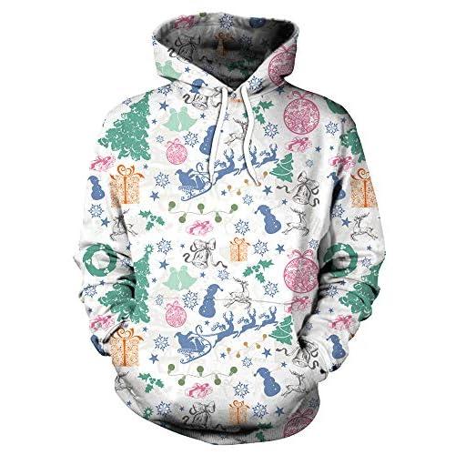 iHENGH Damen Mantel Top,Women Herbst Kapuzenpullover Fell Winter Warme Wolle Jacke Rei/ßVerschluss Baumwollmantel Outwear Strickjacke Coat