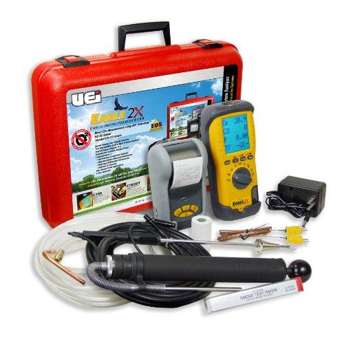 UEi Test Instruments C155OILKIT Long-Life Sensor Combustion Analyzer Oil Service Kit (Uei Analyzer Combustion)