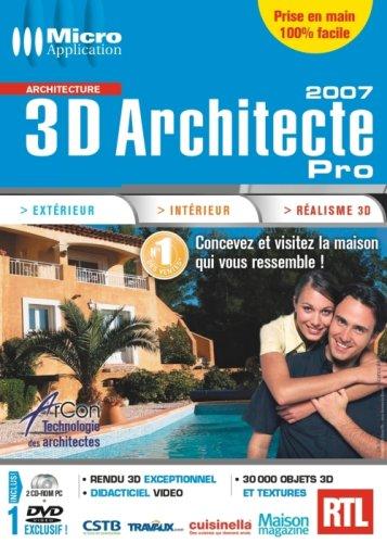 3D Architecte Pro 2007