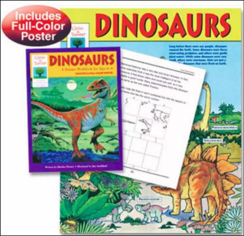 Dinosaurs: A Science Workbook for Ages 6-8 (Gifted & - Auckland Jim