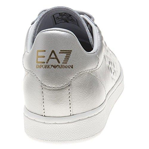 Classic Ea7 Met Zapatillas Mujer Classic Ea7 nTrvZpETq
