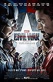 CGC Huge Poster - Marvel Captain America Civil War Moive Poster - MAV001 (24