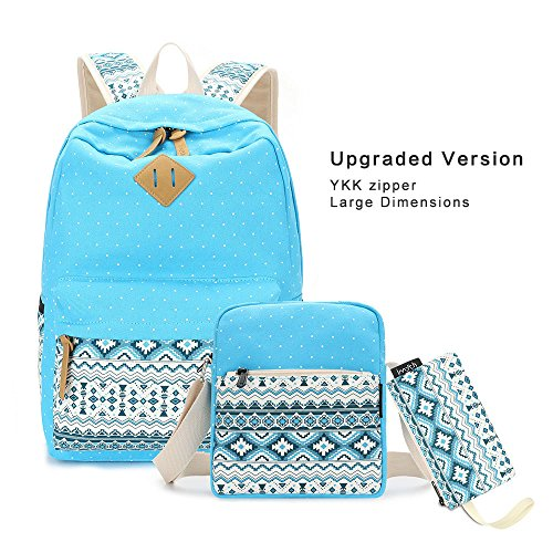 upgraded-imyth-bohemia-cute-backpack-casual-school-bag-daypack-travel-bag-for-girls-with-ykk-zipper-