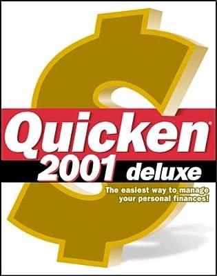 Quicken Deluxe 2011