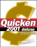 Software : Quicken 2001 Deluxe