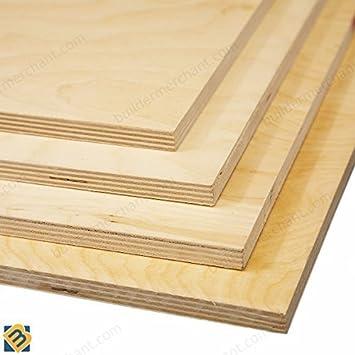 Madera contrachapada de abedul de 15 mm. 610 x 300 mm. Cantidad del paquete:1 lá mina. buildermerchant.com Birch Plywood 15mm x 2ft x 2ft