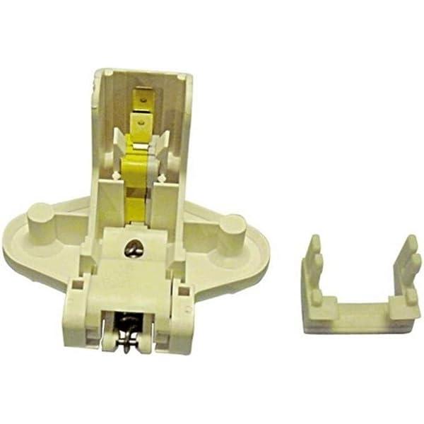 Electrolux Zanussi Original 4055283925 Kit criccotto cierre puerta ...